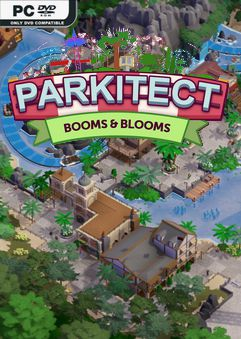 Parkitect Booms and Blooms-GOG