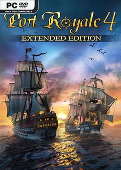 Port Royale 4 Extended Edition-Repack