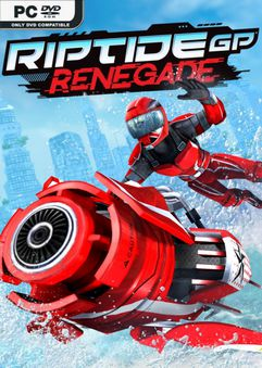 Riptide GP Renegade Gemini Hydrojet-GoldBerg