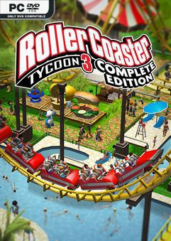 RollerCoaster Tycoon 3 Complete Edition-Chronos