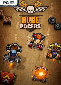 Rude Racers 2D Combat Racing-Chronos
