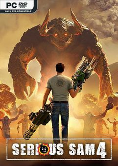 Serious Sam 4 Deluxe Edition v1.04-GOG