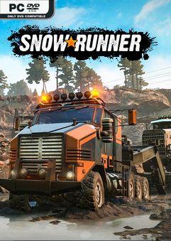 SnowRunner A MudRunner Game v13.6-P2P