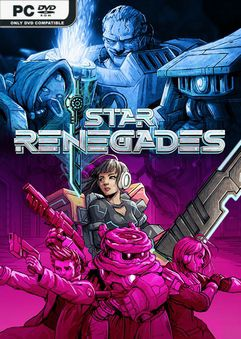 Star Renegades Sad Anger Reset-GoldBerg