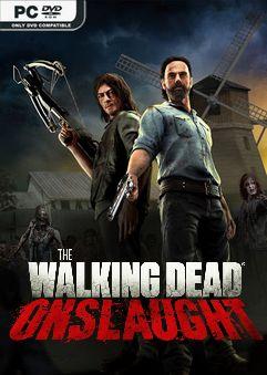 The Walking Dead Onslaught-GoldBerg