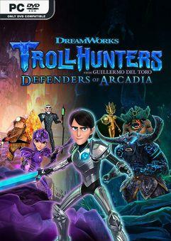 Trollhunters Defenders of Arcadia-Chronos
