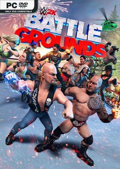 WWE 2K Battlegrounds-Repack