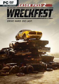 Wreckfest Season 2-Chronos