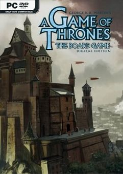 A Game of Thrones The Board Game Digital Edition-GoldBerg