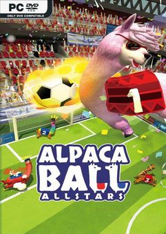 Alpaca Ball Allstars-GoldBerg