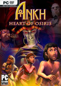 Ankh 2 Heart of Osiris-GOG