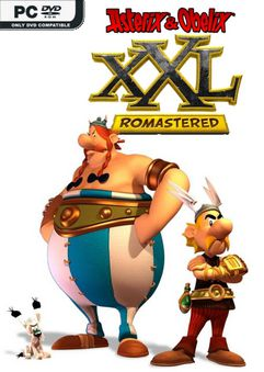Asterix and Obelix XXL Romastered-Chronos
