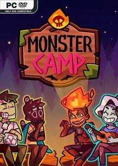 Monster Prom 2 Monster Camp-DINOByTES