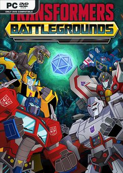 Transformers Battlegrounds-CODEX