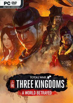 TW THREE KINGDOMS A World Betrayed-Repack