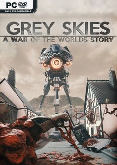 Grey Skies A War of the Worlds Story-DARKSiDERS