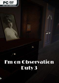Im on Observation Duty 3-DARKSiDERS