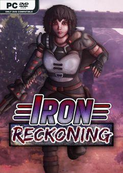 Iron Reckoning-Chronos