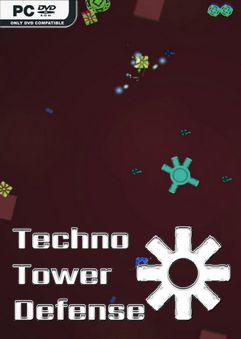 Techno Tower Defense-DARKZER0