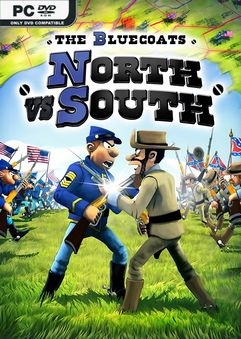 The Bluecoats North and South-Chronos