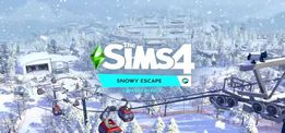 The Sims 4 Snowy Escape-CODEX