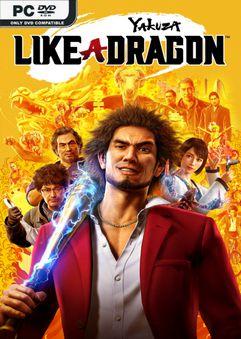 Yakuza Like a Dragon-FULL UNLOCKED