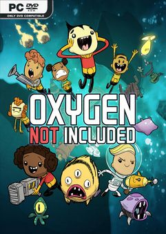 Oxygen Not Included Build 6067550