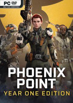 Phoenix Point Year One Edition v1.12-GOG