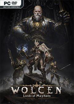 Wolcen Lords of Mayhem Bloodtrail v1.1.0.7-GoldBerg