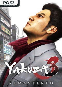 Yakuza 3 Remastered-Repack