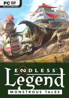 Endless Legend Monstrous Tales-PLAZA