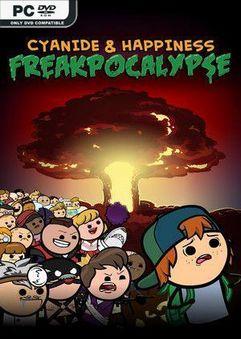 Cyanide and Happiness Freakpocalypse v1.09