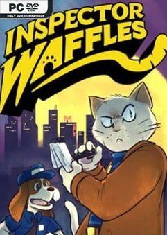 Inspector Waffles-DINOByTES