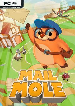 Mail Mole Mystery Mansion-Repack