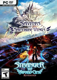 Saviors of Sapphire Wings Stranger of Sword City Revisited v1.0.7