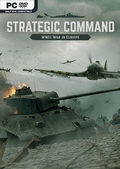 Strategic Command WWII War in Europe v1.22.00