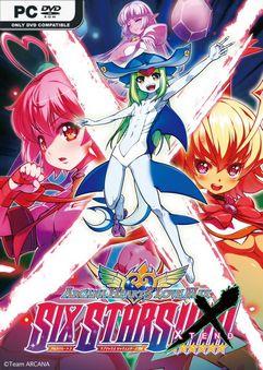 Arcana Heart 3 LOVEMAX SIXSTARS XTEND-Repack