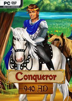Conqueror 940 AD-TiNYiSO