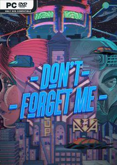 Dont Forget Me-Razor1911