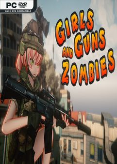 Girls Guns And Zombies-DARKSiDERS