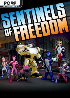 Sentinels of Freedom Chapter 2-PLAZA