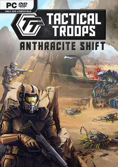 Tactical Troops Anthracite Shift-SKIDROW