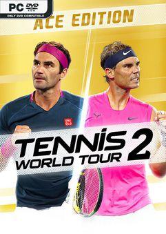 Tennis World Tour 2 Ace Edition v1.0.4637-P2P