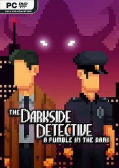 The Darkside Detective A Fumble in the Dark-DARKZER0
