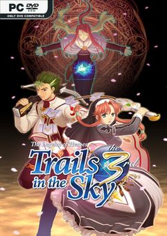 The Legend of Heroes Trails in the Sky the 3rd v04.06.2021