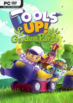 Tools Up is Throwing a Garden Party-GoldBerg