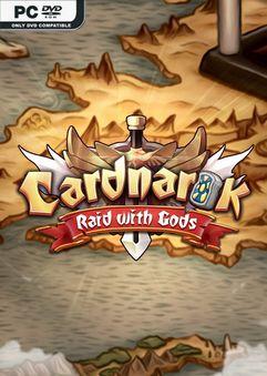 Cardnarok Raid with Gods-Chronos