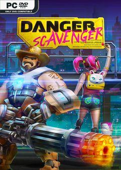 Danger Scavenger Spring Cleaning-GoldBerg