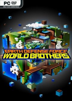 EARTH DEFENSE FORCE WORLD BROTHERS v20210608