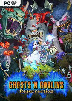Ghosts n Goblins Resurrection-CODEX